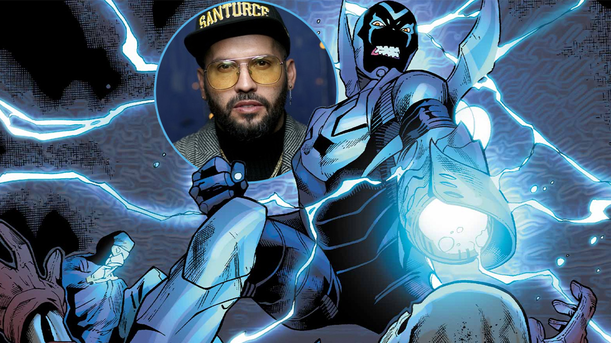 Ангел Мануэль Сото возглавит первый латиноамериканский фильм DC Films о супергероях Blue Beetle