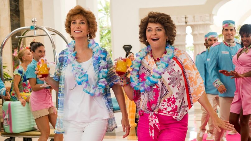 Barb and Star Go to Vista Del Mar Should Have Gone to Sold-Out Theaters: Review