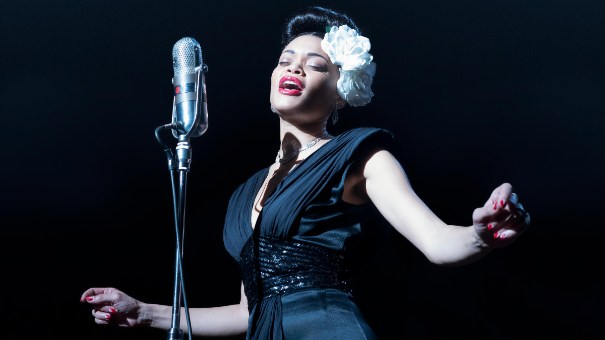 Andra Day wins The United States vs. Billie Holiday: Review