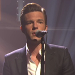 The Killers' Brandon Flowers shoulder surgery bike accident