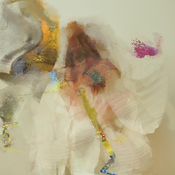 flock of dimes head of roses artwork Jenn Wasner's Flock of Dimes Announces New Album Head of Roses, Shares Two: Stream