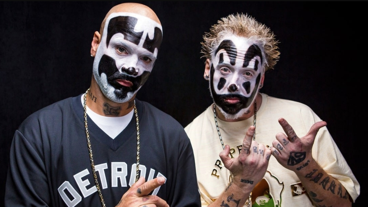 Insane Clown Posse выпустили новый EP Yum Yum's Lure в честь Дня Джаггало: Stream