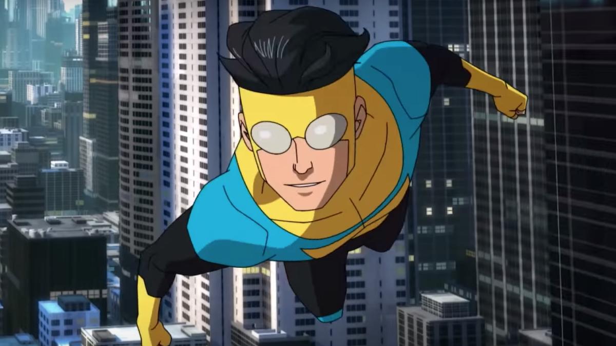 Amazon поделился кровавым первым трейлером анимационного шоу супергероев от создателя «Ходячих мертвецов» Invincible