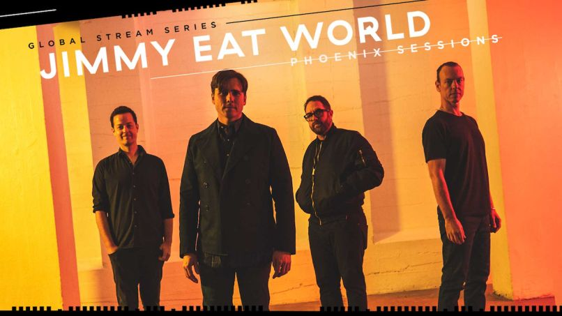 jimmy eat world phoenix sessions future of streaming concerts clarity Jimmy Eat World on the Phoenix Sessions and the Future of Streaming Concerts