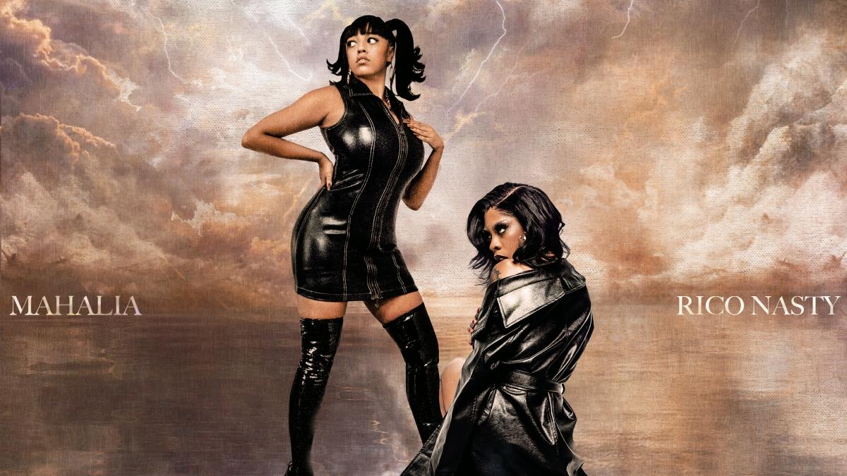 Махалия и Рико Насти записывают новую песню «Jealous»: Stream