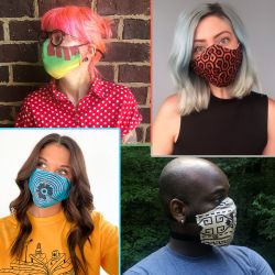 Mystery Mask Multi-Packs Now 50% Off