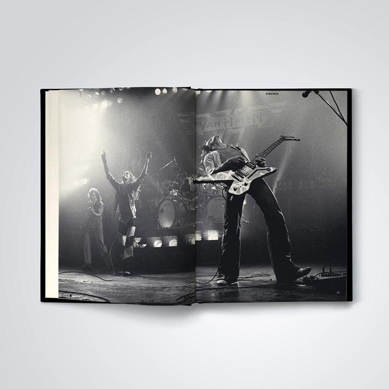 spread1 800x800 1 Фотокнига Эдди Ван Халена известного рок-фотографа Росса Халфина должна выйти в июне