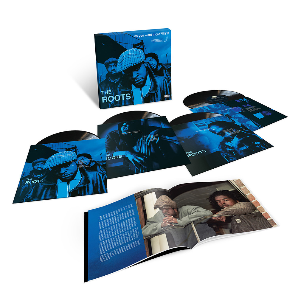 the roots do you want more reissue The Roots Announce Deluxe Reissue of Do You Want More?!!!??!, Share Alternate Mix of Silent Treatment: Stream