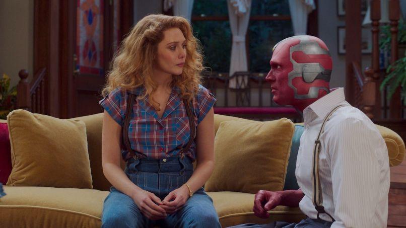 """Что WandaVision """"Особый эпизод"""" Средства раскрытия для кинематографической вселенной Marvel"""