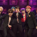 BTS, NBC's Saturday Night Live