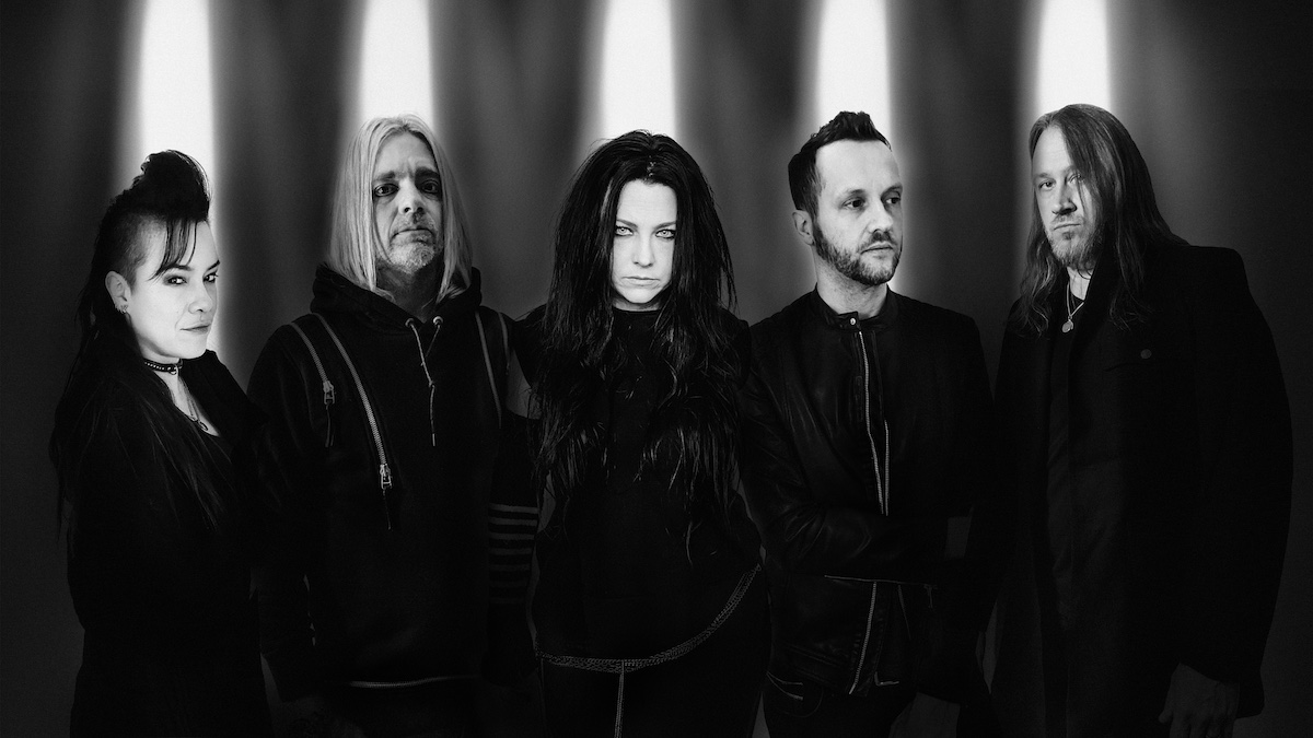 Evanescence представляют новый сингл «Better Without You»: Stream