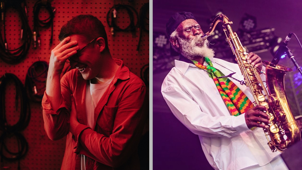 Floating Points and Pharoah Sanders Release Collaborative New Album Promises: Stream