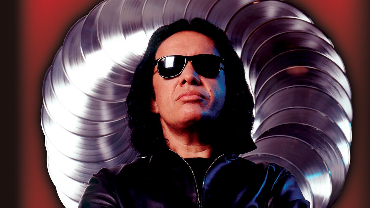 Gene Simmons on his new G² Gibson collection, restarting KISS' final tour, and More