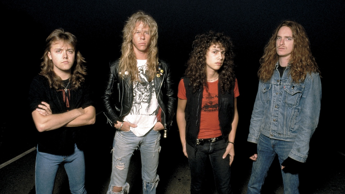 35 years ago, Metallica unleashed the thrash classic Master of Puppets