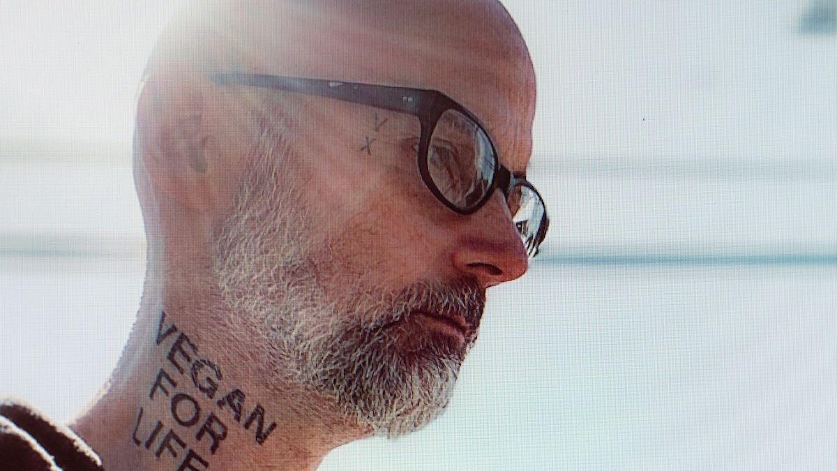 "Moby announces new album Reprise, shares reimagining of ""Porcelain"" featuring Jim James: Stream"