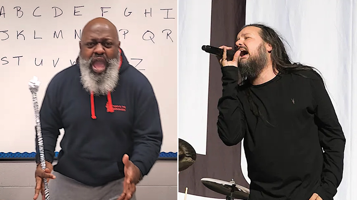 School Teacher Goes Viral for Awesome Korn Version of the Alphabet Song: Watch