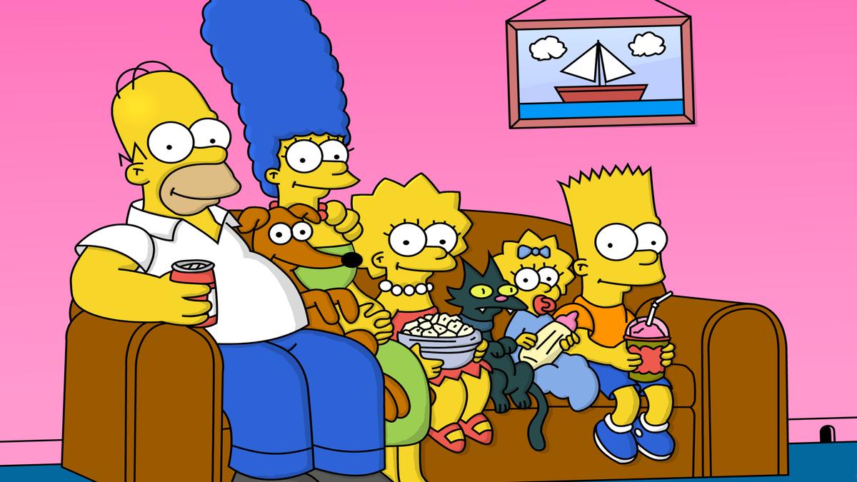 Симпсоны продлили еще на два сезона