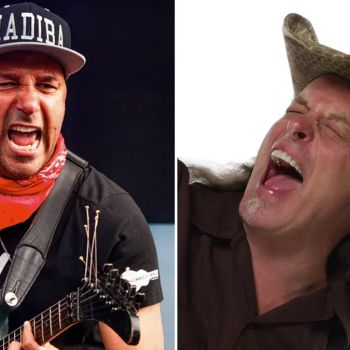 Tom Morello Still Considers Ted Nugent a Friend Despite Political Beliefs