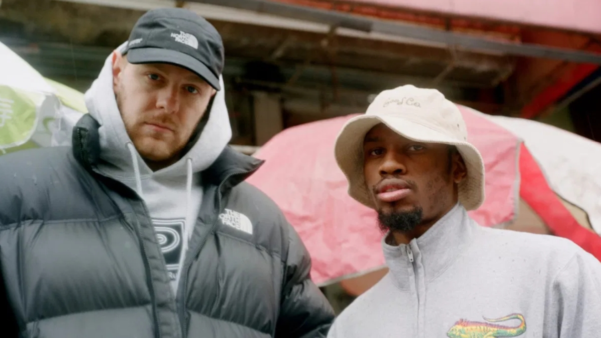 Дензел Карри и Кенни Битс выпустили EP с ремиксом UNLOCKED 1.5: Stream