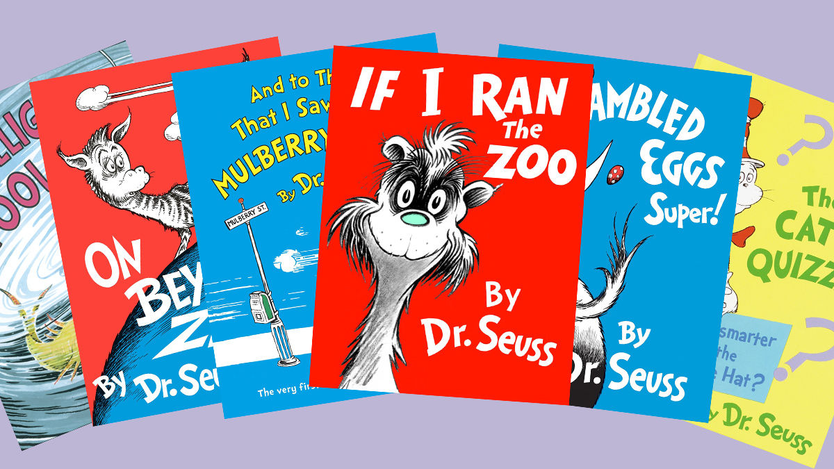 Dr. Seuss Enterprises stops selling six books with racist imagery