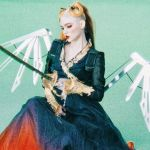 grimes warnymph collection new music cryptocurrency nft art auction