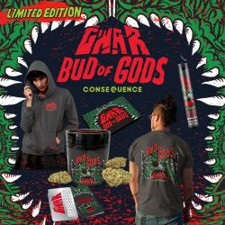 Attention Scumdogs: GWAR's Bud of Gods Merch Out Now