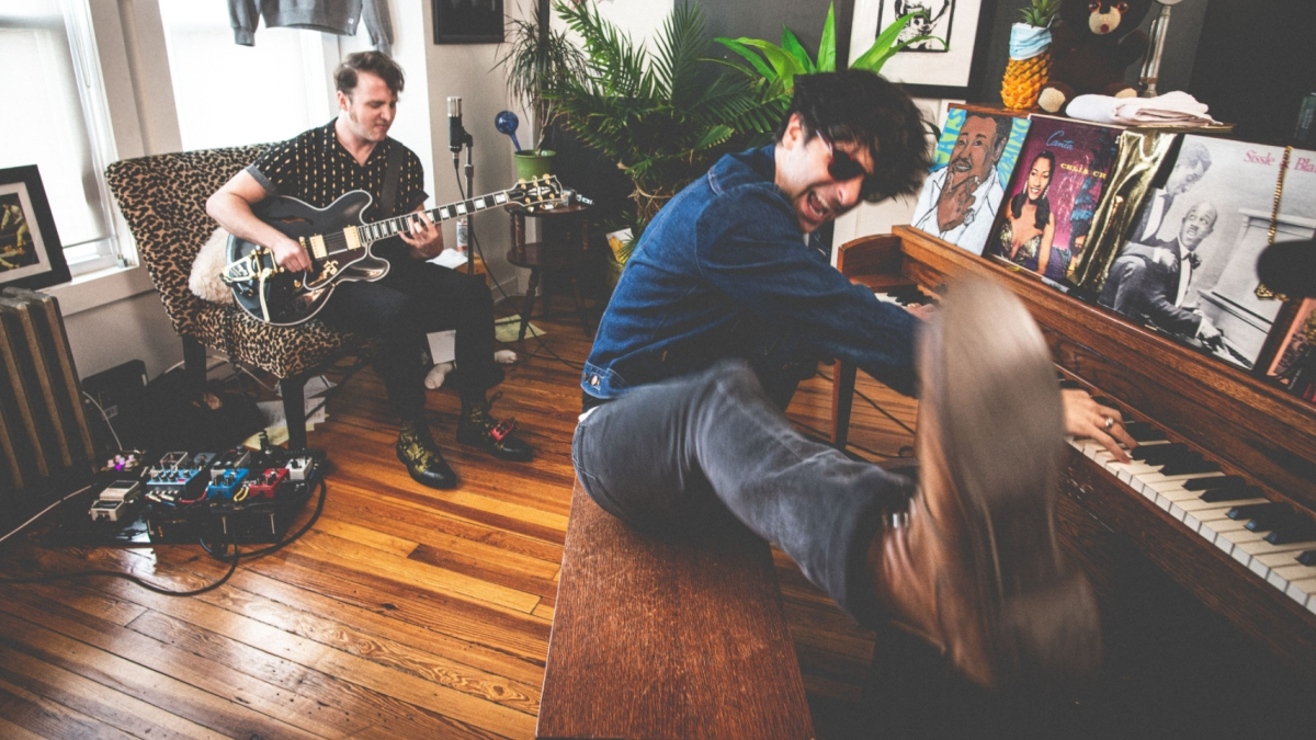 Low Cut Connie Announce Covers Album Tough Cookies: The Best of The Quarantine Broadcasts