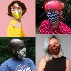 These Masks Are Perfect for Pop Culture Fans