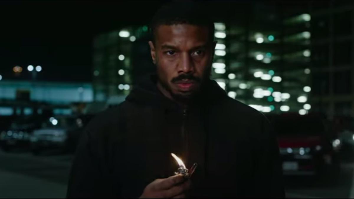 Майкл Б. Джордан ведет войну в одиночку в первом трейлере фильма Без раскаяния: Смотреть