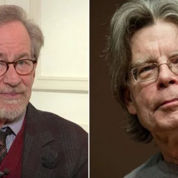steven spielberg stephen king the talisman netflix series